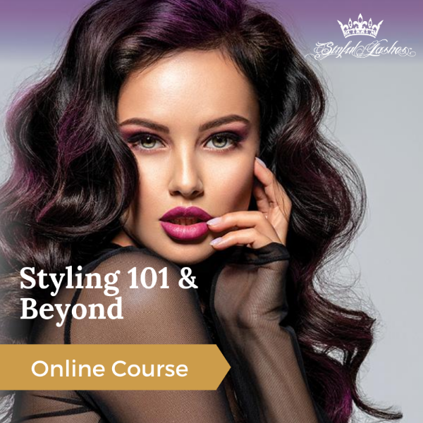 Sinful Lashes Online Course Academy 3